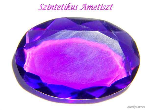 Szintetikus Ametiszt